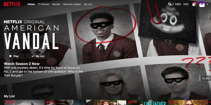 Netflix homepage - how to change language on netflix