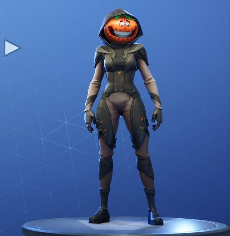 Fortnite Season 6 new skins - Fortnite's Nightshade skin looks similar to Tomato Town's Tomato Head.