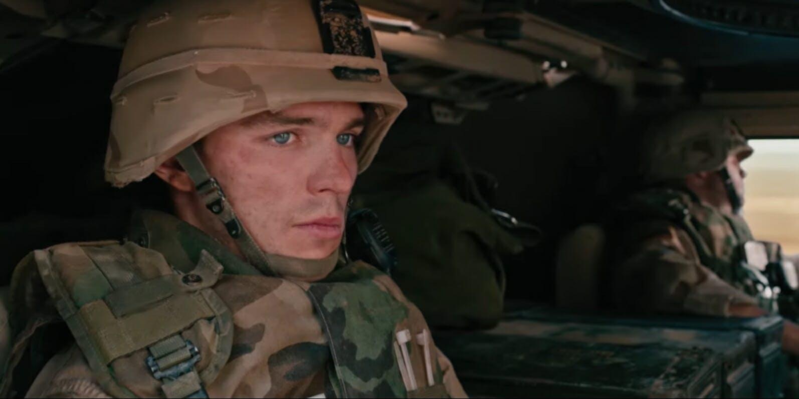 Netflix war movies - sand castle