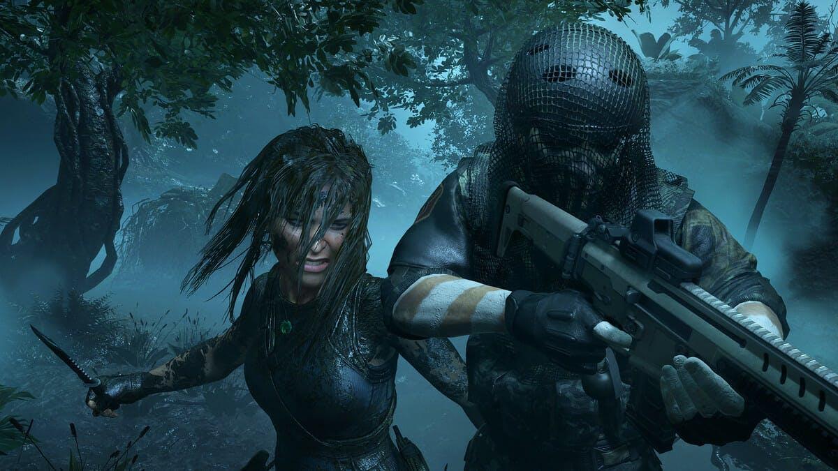 Shadow of the Tomb Raider : combat