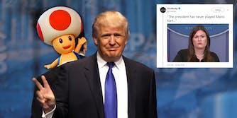 Mario Kart Mushroom Memes: The Best Reactions to Trump & Stormy Daniels