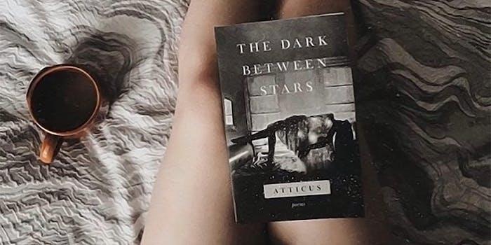 atticus the dark between the stars