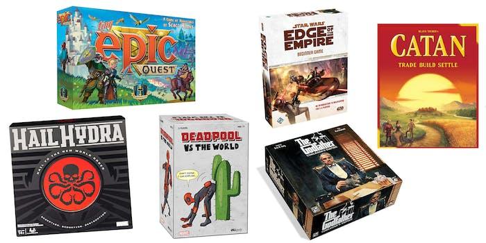 best tabletop games