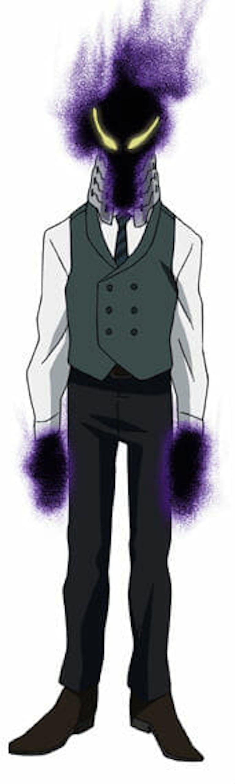 best my hero academia characters : kurogiri