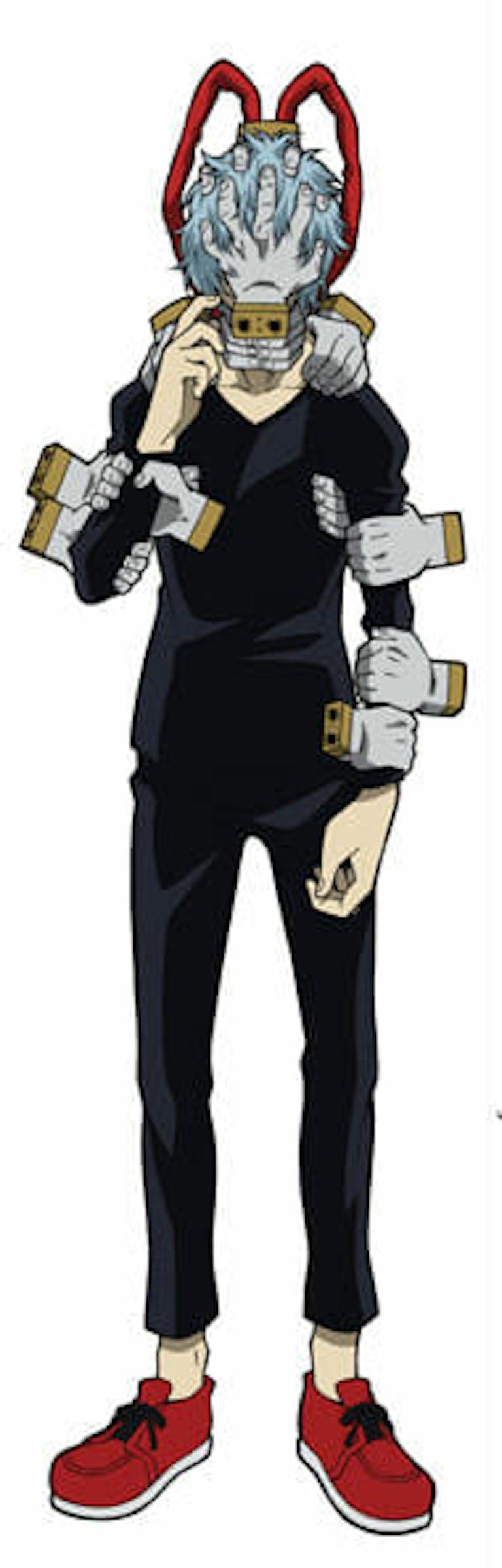 boku no hero academia characters : shigaraki
