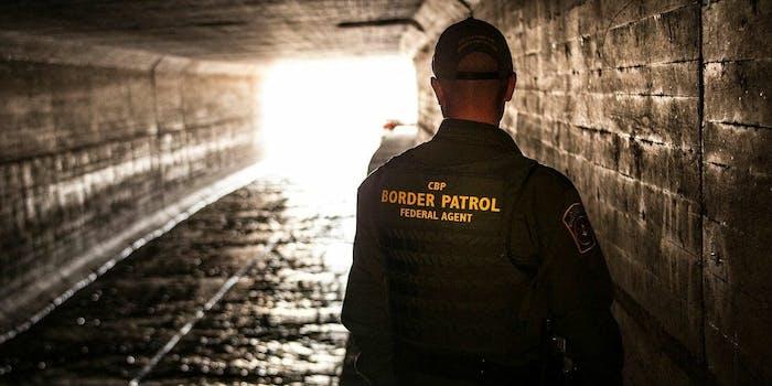 border patrol murder