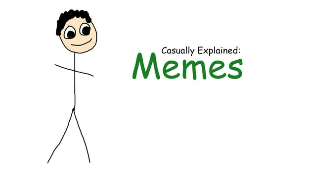 casually explained memes