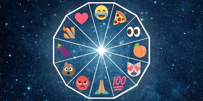 emoji horoscope