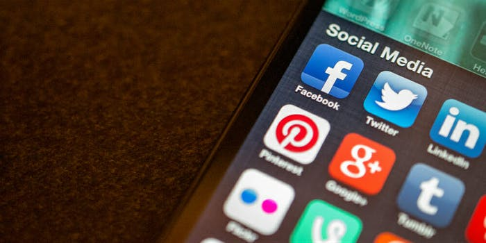 Young people are deleting the Facebook app by the droves.