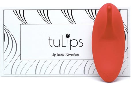 TuLips wearable vibrator by Sweet Vibrations