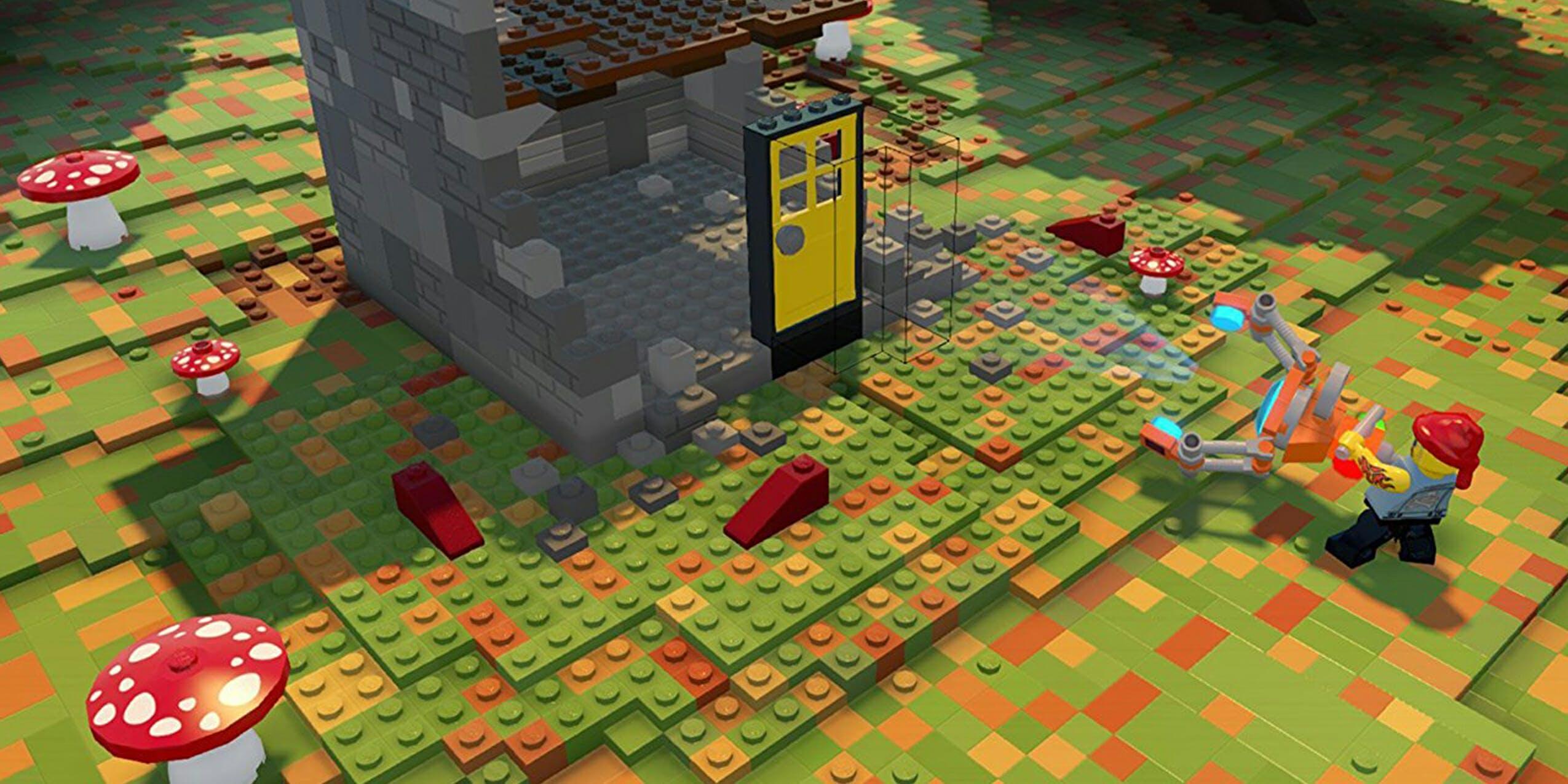 lego video games - lego worlds