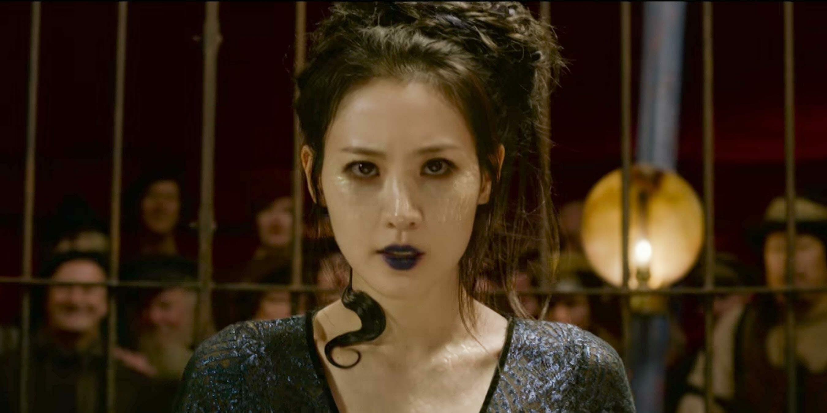 J.K. Rowling Criticized for Nagini's Racist Role in 'Fantastic Beasts'