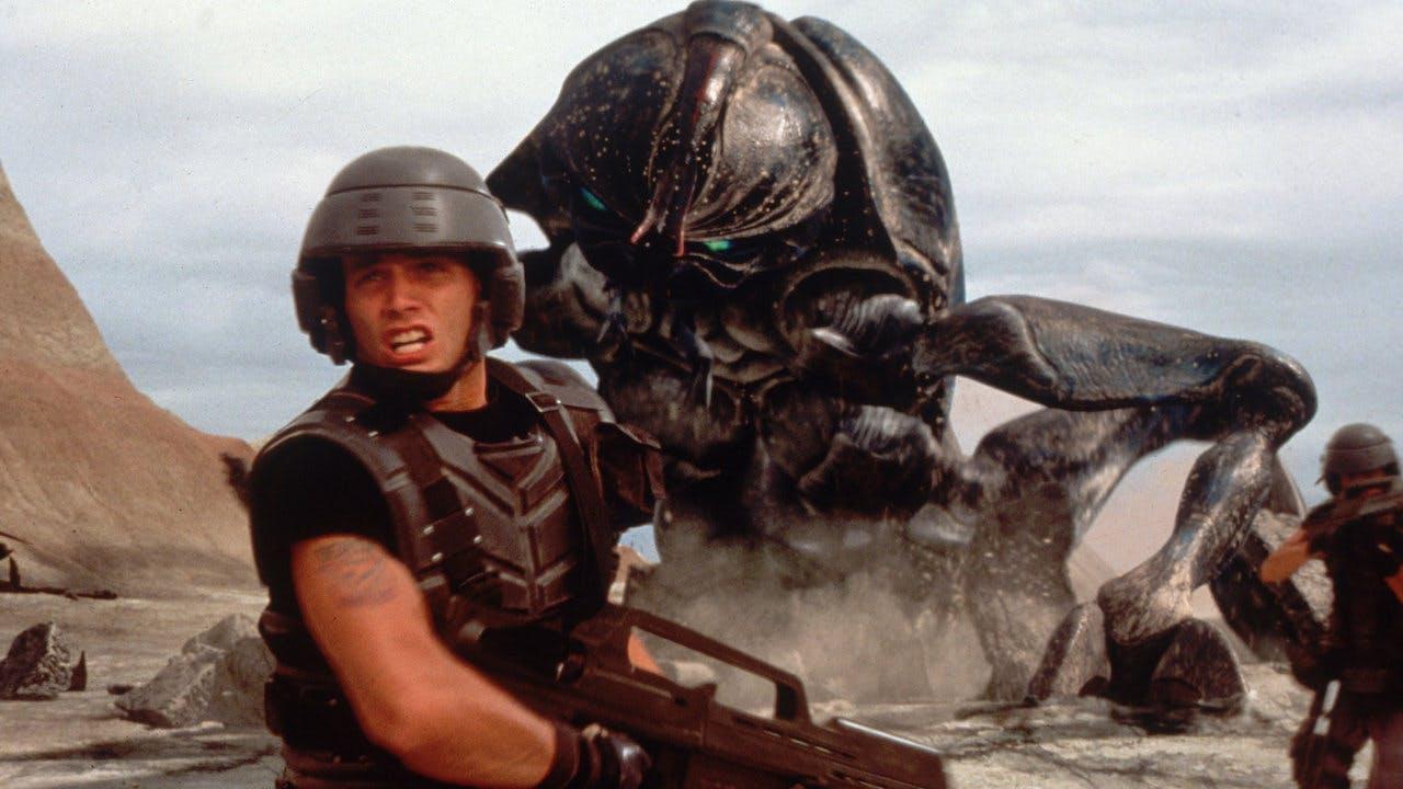 netflix starship troopers
