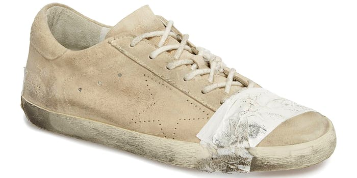 nordstrom Superstar Taped Sneaker Golden Goose