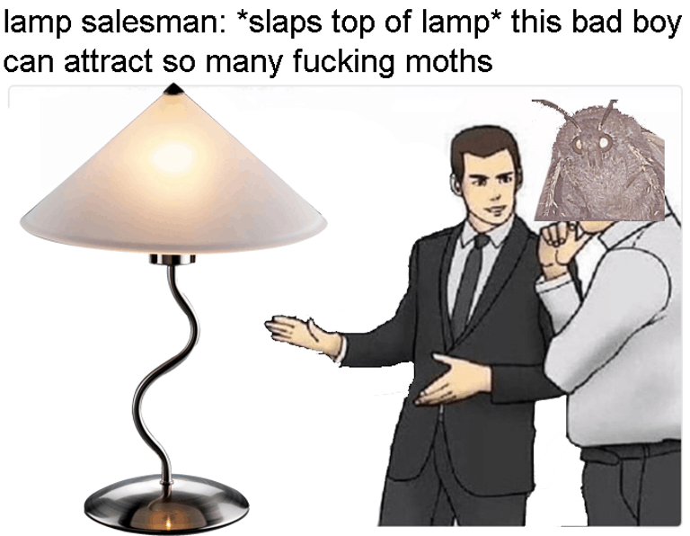 lamp memes