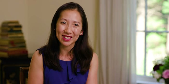 chinese immigrant doctor planned parenthood