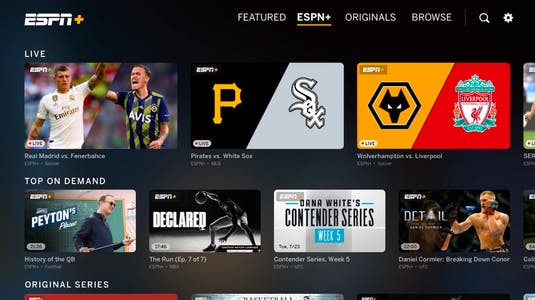 popular roku channels include the service espn
