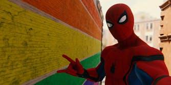 spider-man pride flag 2