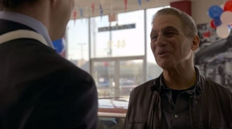 The Good Cop Tony Danza
