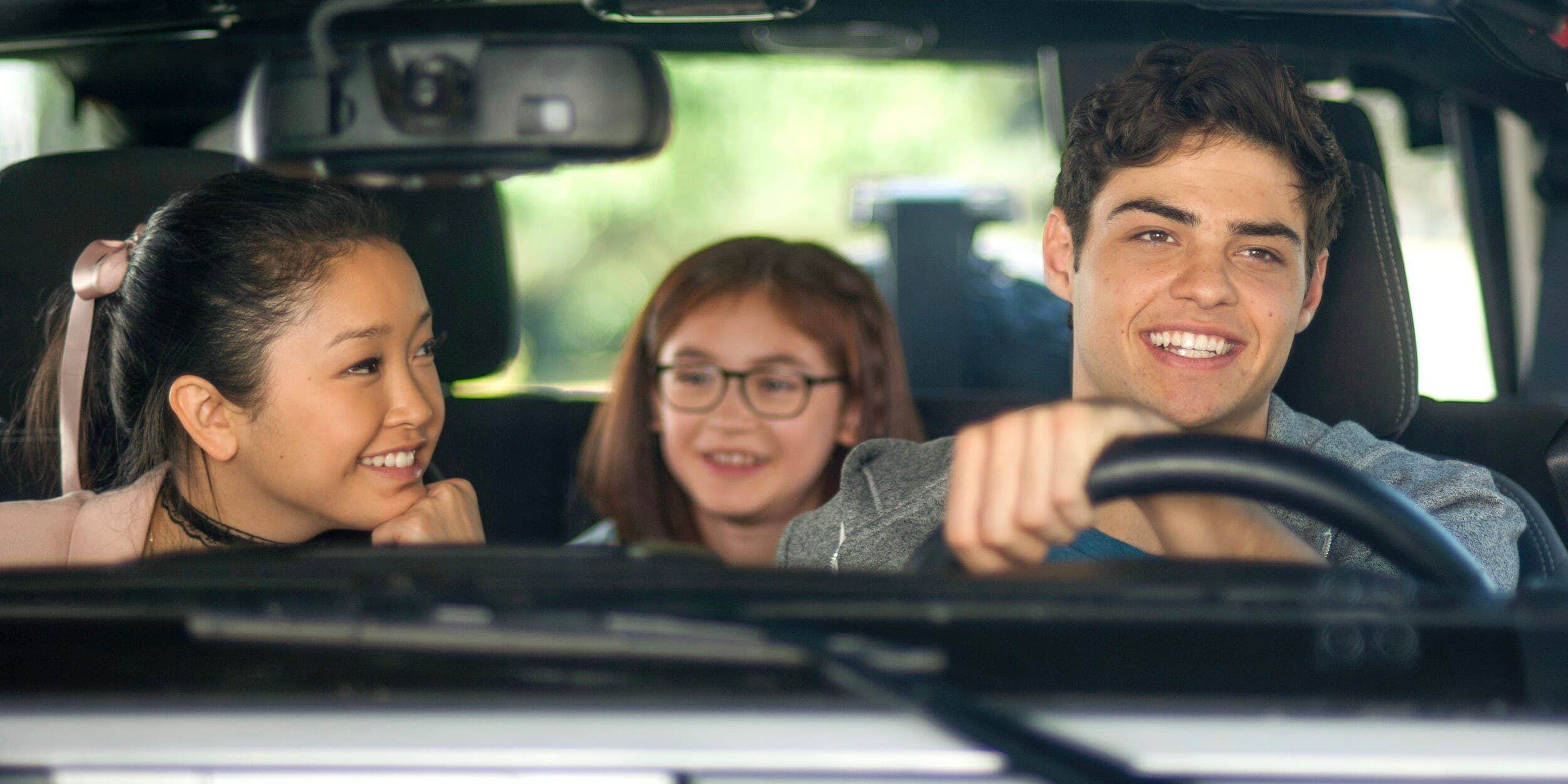 best rom-coms on Netflix - to all the boys I've loved before