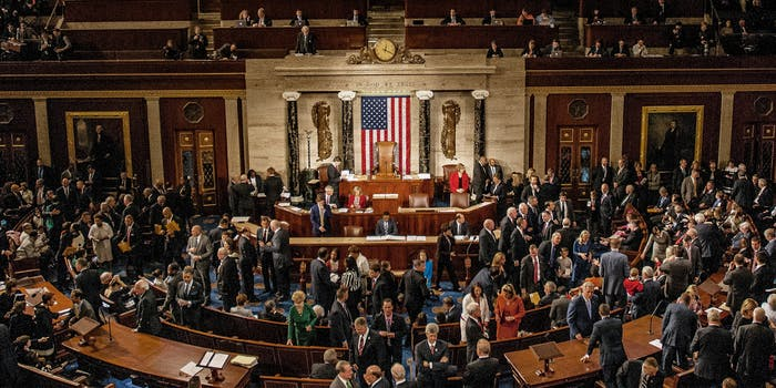 congressional review act