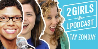 2 Girls 1 Podcast: How Tay Zonday Survived YouTube Virality