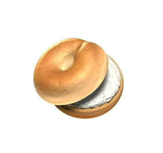 Apple's latest upcoming bagel update.