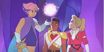 glimmer bow adora she-ra and the princesses of power