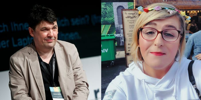 Graham Linehan finds himself in a legal quagmire over his treatment toward Stephanie Hayden.