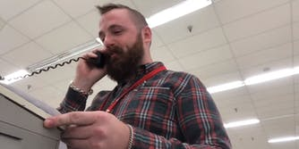 Manager of a Kmart in PA