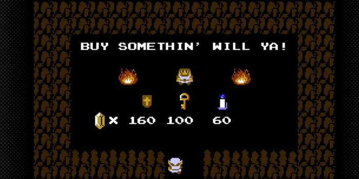 Nintendo's latest Nintendo Switch Online title is a clever Legend of Zelda hack.