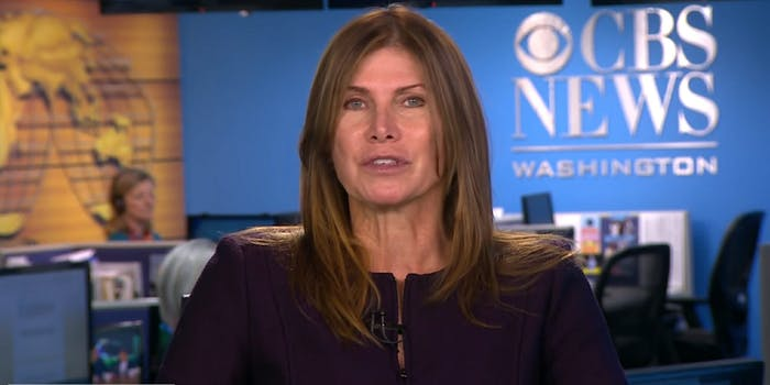Mary Bono resigned from her role as a USA Gymnastics interim president amid a controversial tweet.