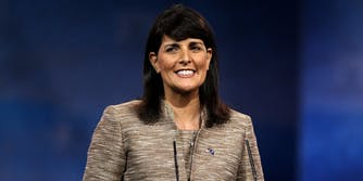 Nikki Haley resignation