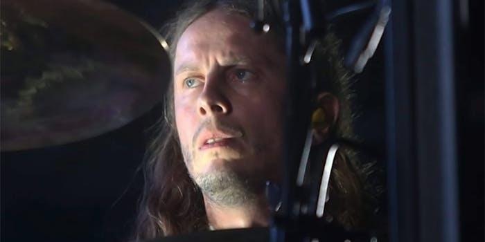 Orri Páll Dýrason sigur ros drummer