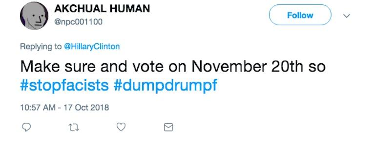NPC vote twitter