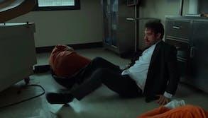 Daredevil season 3 fight scene