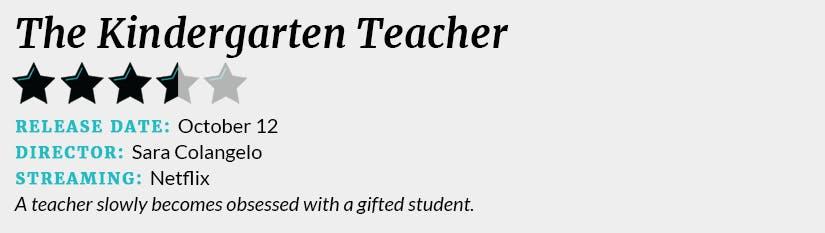 The Kindergarten Teacher review box