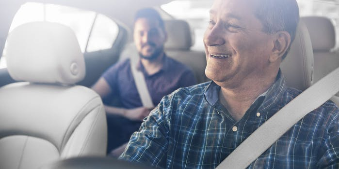 Considering vehicle expenses, Uber drivers make a lower salary