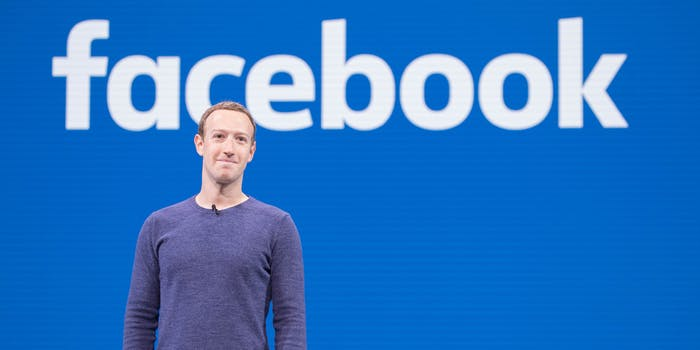 Facebook will pay a $641,000 fine over its Cambridge Analytica scandal.
