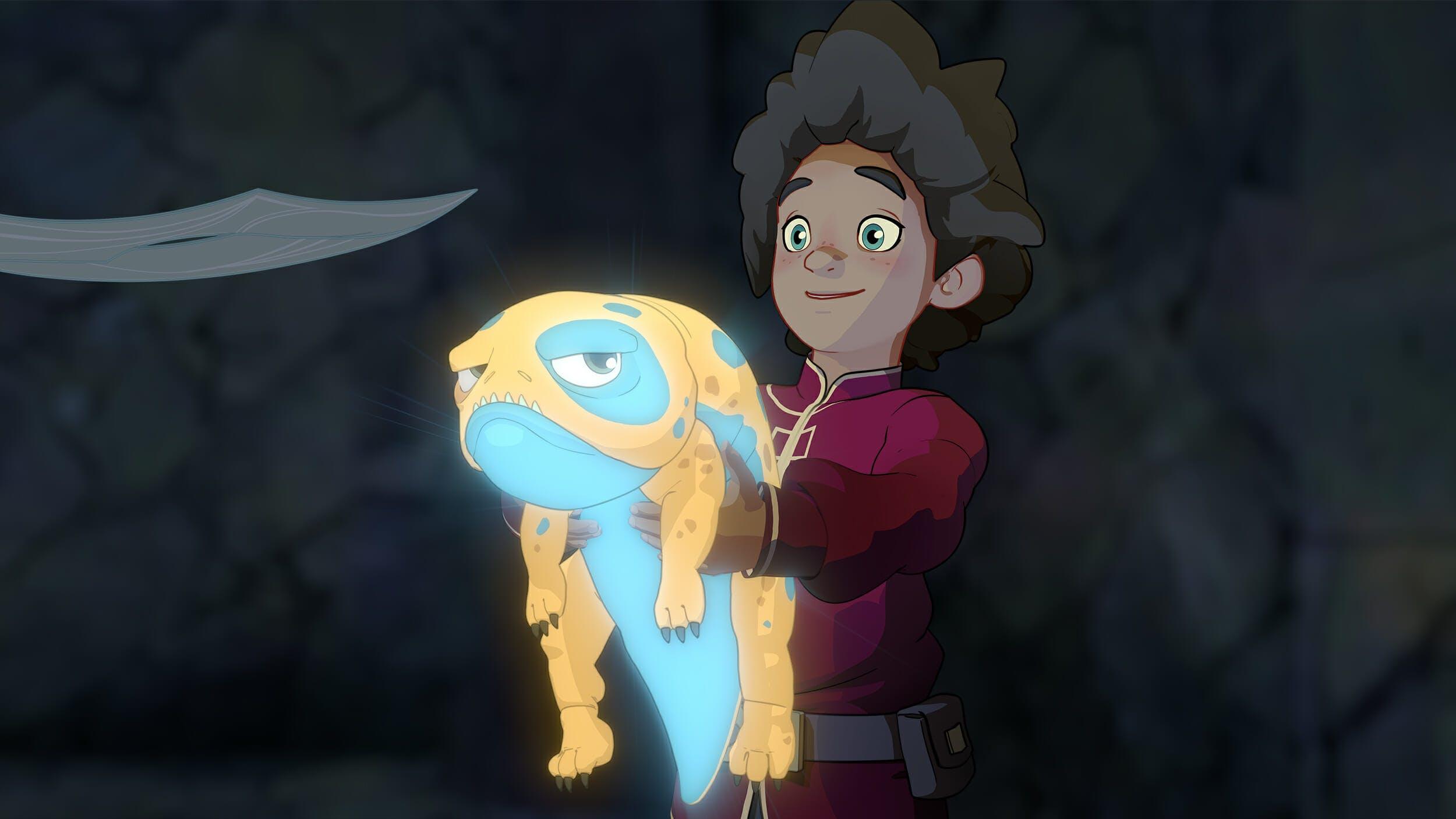 dragon prince netflix