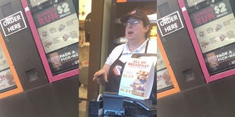 A Dunkin' reportedly called police on a woman during an argument about her speaking Somali.