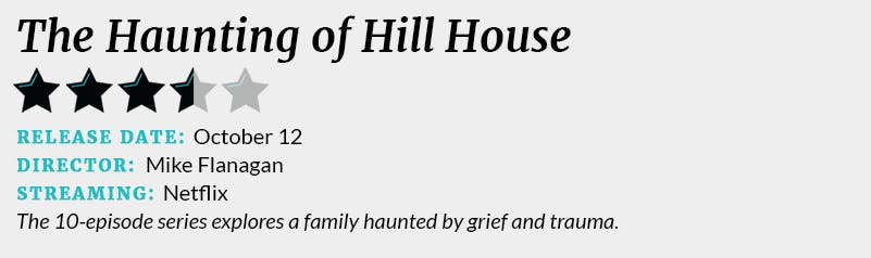haunting of hill house review box