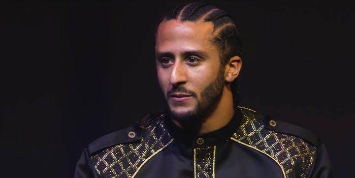 The sheriff's office in Union County, Arkansas, denies forcing inmates to wear Nike T-shirts to 'mock' Colin Kaepernick.