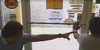 A Florida city official fatally shot an alleged shoplifter.