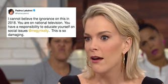 Megyn Kelly questions why blackface is so wrong