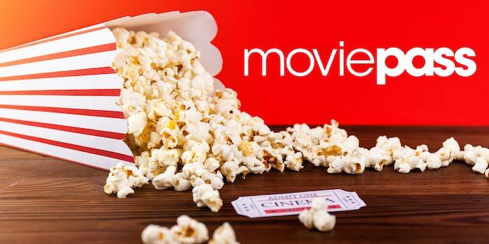 moviepass spilled popcorn