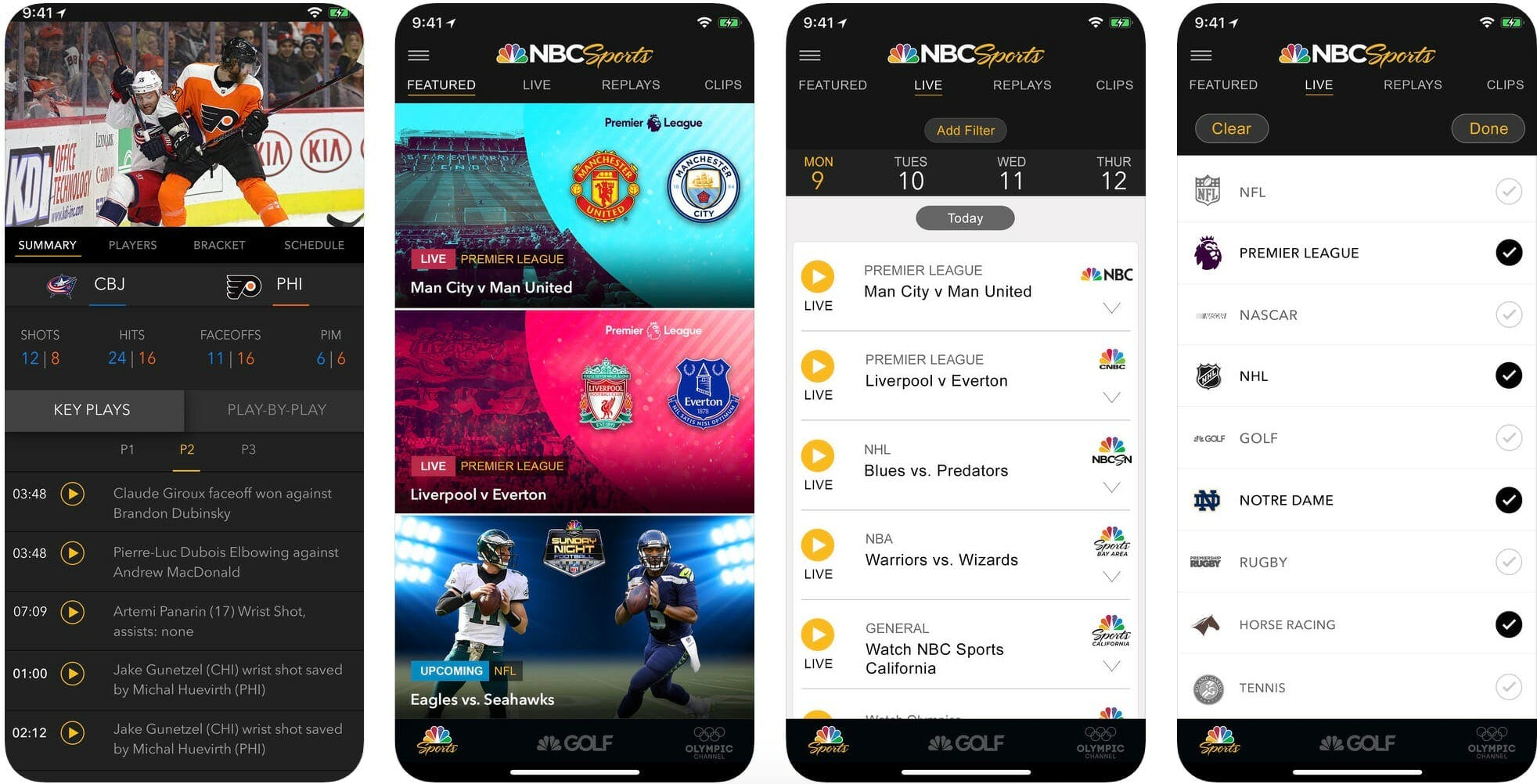 nbc sports live stream