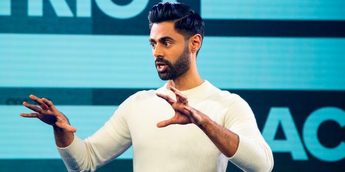 Netflix - Patriot Act with Hasan Minhaj review