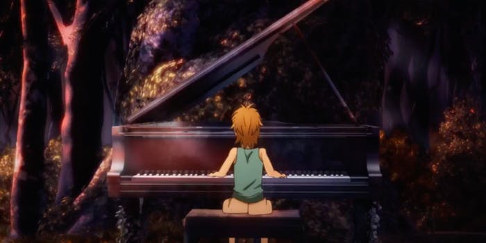 Netflix Forest of Piano review