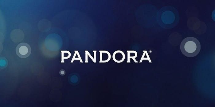 Pandora Premium cost
